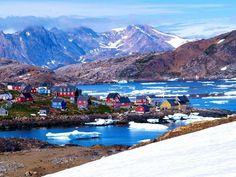 Kulusuk, Greenland.