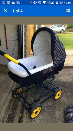 Vintage Pram, Prams And Pushchairs, Silicone Reborn Babies, Baby Carriage, Baby Strollers, Retro, Children, Baby Buggy, Kids Wagon