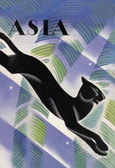 The Poster Corp Frank McIntosh – Malayan Night 1931 Fine Art Print x cm) Harlem Renaissance, Vintage Art Prints, Fine Art Prints, Vintage Posters, Cover Art, Son Chat, Canvas Art, Canvas Prints, Canvas Size