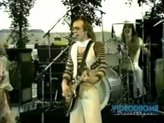 BOB WELCH - Ebony Eyes LIVE (With Stevie Nicks & Mick Fleetwood + Interv...
