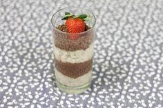 Hemp & Chocolate Rice Pudding. It's celiac-friendly and extra tasty! #celiacbreakfast