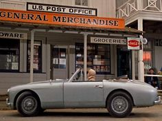IMAGES OF THE ASTON MARTIN DB2/4 FROM THE MOVIE THE BIRDS - Yahoo Search Results Yahoo Image Search Results