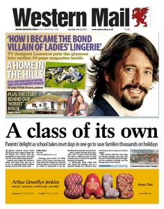 Western Mail on Saturday, July 18, 2015 #education