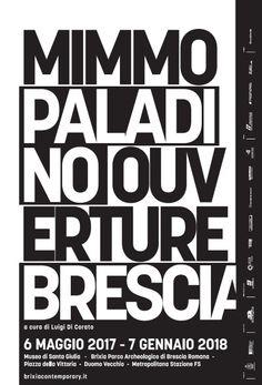 Brescia Musei - Mimmo Paladino - Ouverture