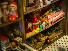 Hong Kong miniature by Ian and Tim