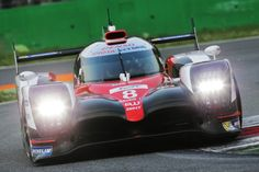 WEC Prologue of the 2017 FIA World Endurance Championship at the circuit of Monza in Italy with Toyota Gazoo Racing