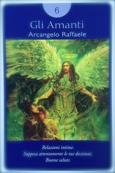 Free Tarot Cards, Archangel Raphael, Raphael Angel, Angel Guidance, Spiritual Guidance, Angel Prayers, Oracle Tarot, Doreen Virtue, Angel Cards
