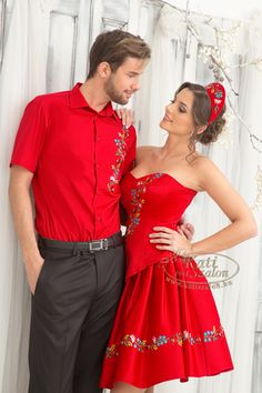 Red Wedding Dresses, Formal Dresses, Mood, Weddings, Bride, Lady, Fabric, Outfits, Inspiration