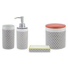 Buy House by John Lewis Isometric Soap Pump Online at johnlewis.com