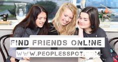 Meeting platonic friends online