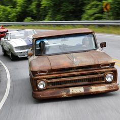 Hot Rod Chevrolet Pickup Truck