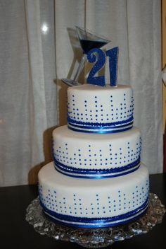 My 21st Birthday Cake    https://www.facebook.com/CakesByKasuni