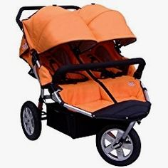 The things that would make the best double child stroller?