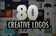 80 Creative Logo Designs For Your Inspiration