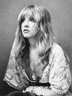 Best Long Hairstyles: Stevie Nicks #hair