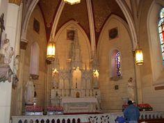 The Loretto Chapel in Santa Fe, New Mexico Loretto Chapel, St Joseph, Sculpture, Fes, Santa Fe, New Mexico, Painting, Saint Joseph, Painting Art