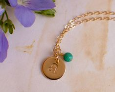 Leo Necklace small gold Leo Zodiac Pendant on by AnoushkaDesigns, $26.00