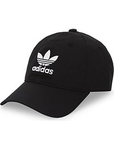 29017a3ca9d adidas Arena II Stretch Fit Cap found on Polyvore featuring accessories