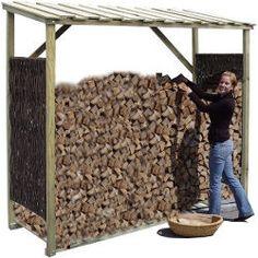 stockage bois de chauffage dans abri en bois 7 messages. Black Bedroom Furniture Sets. Home Design Ideas