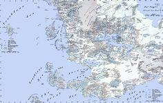 a realistic depiction of a world, via cartography Dnd World Map, Fantasy World Map, Rpg World, Wallpaper Online, Hd Wallpaper, Pen And Paper Games, Imaginary Maps, Desktop, Forgotten Realms