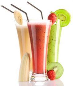 Drink Up af te slanken: 3 Lekker, gezond en makkelijk Smoothies http://www.shape.com/healthy-eating/healthy-drinks/drink-slim-down-3-tasty-healthy-and-easy-smoothies