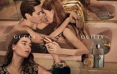 helgaechelon: Jared Leto for Gucci Guilty - LovefromMars