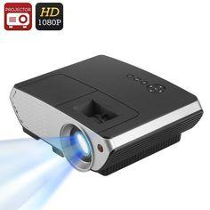 2000 Lumen LED Projector  #electronics #consumer #relgard
