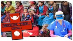 How to Volunteer in Nepal for Emergency Medical Trek Medical Trek Nepal will be departing emergency medical treks with food, supplies and medical care to the districts we serve in Lamjun. Gorkha and Dhading which were at the epicenter of the earthquake. These are not like our normal medical treks,