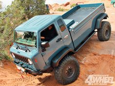 "Rckcrwlr's Jeep Mighty FC ""Trail Walker"" Crew Cab"