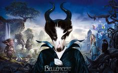 Belleficent on Behance