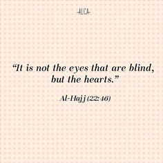 Remember to keep your heart opens, Ladies! We sometimes can see everything clearly except the greatness of Allah SWT. #Alca