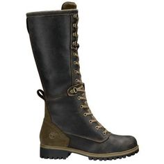 Shop Timberland for Wheelwright women's tall waterproof boots: Lace up some winter style.