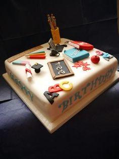 School cake.                                                                                                                                                                                 Más