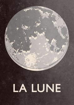 Creative Moon, La, Lune, Double, and Merrick image ideas & inspiration on Designspiration Images Vintage, Vintage Posters, To Infinity And Beyond, Real Beauty, Photoshop, Stars And Moon, Oeuvre D'art, Giclee Print, Screen Printing