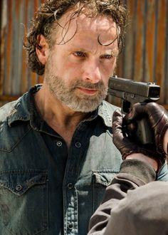 Rick Grimes in The Walking Dead Season 7 Episode 8 | Hearts Still Beating