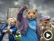 Kia Hamster Dance Video