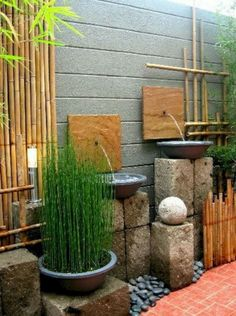76 Beautiful Zen Garden Ideas For Backyard 730 If you're interested in how to make a Japanese garden, it can readily be completed in your backyard. A Japanese garden isn't an exercise in producing the most important and the ideal. Small Japanese Garden, Mini Zen Garden, Japanese Garden Design, Japanese Patio Ideas, Japanese Landscape, Easy Garden, Backyard Garden Landscape, Small Backyard Gardens, Small Backyard Landscaping