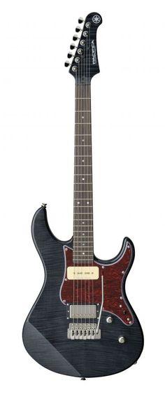 Yamaha Pacifica 611HFM