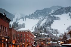 Aspen, CO... Visit our site for discount ski tickets and rentals http://www.aspendiscountskitickets.com/!