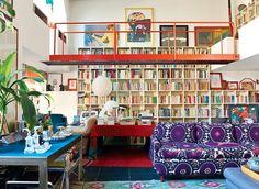 The Elegant Milan Home of Designer Gae Aulenti - Dwell