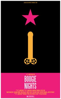 Boogie Nights - movie poster - Daniel Cullen Leydon