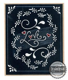 DeNami Design Blog: Chalkboard Love