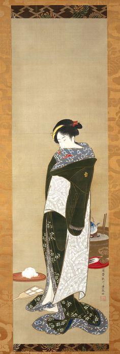 歌川豊春 utagawa toyoharu