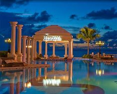Sandals Resort Bahamas - the perfect place for our  wedding and honeymoon - would LOVE to go back!