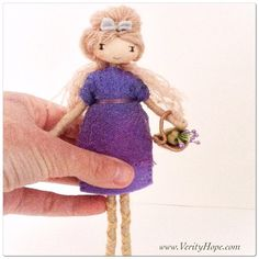 doll by VERITY HOPE