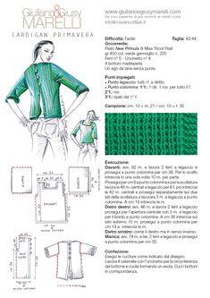 Giuliano&GiusyMarelli_Primavera_Cardigan_MagliaFacilissima.jpg 1.240×1.754 pixel