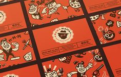Mama Mafia on Packaging of the World - Creative Package Design Gallery