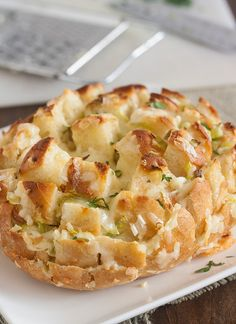 Cheesy Party Bread by Tracey's Culinary Adventures, via Flickr