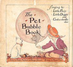 The Pet Bubble Book by cluttershop, via Flickr