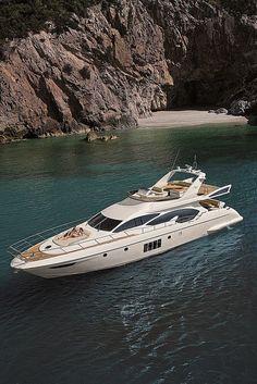 Azimut 70 Flybridge - Azimut Yachts Ph by Perfil Náutico